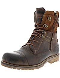 YELLOW CAB Herrenschuhe - Boots SOLUTION B18022W - tan