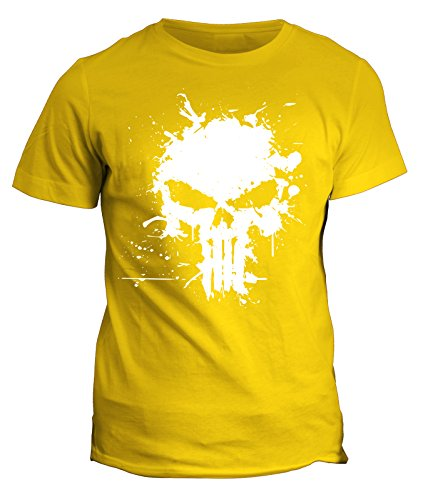 Tshirt The Punisher Frank Castle Delta force NY New york usa vendicatore - in cotone by Fashwork Giallo