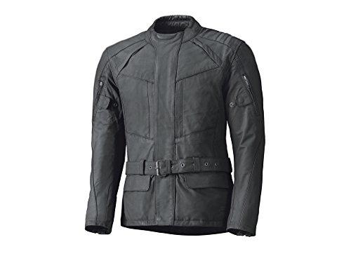 Held MORGAN Leder-Jacke - Farbe: SCHWARZ, Größe: 52 -