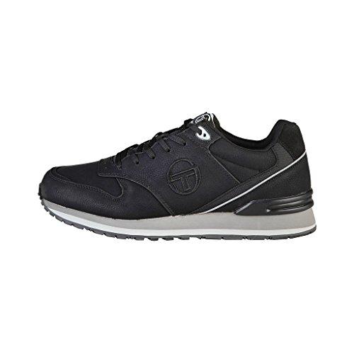 Chaussures baskets homme noires Tacchini SONIC_ST623203_20_Black Noir