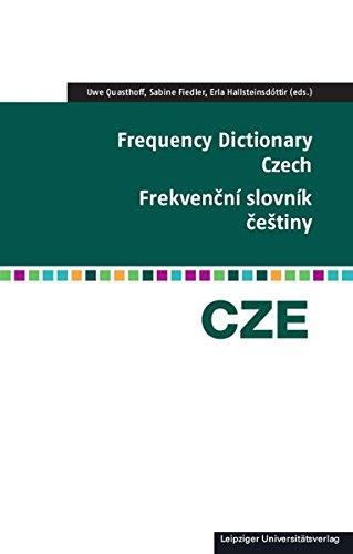 Frequency Dictionary Czech: Frekven�ní slovník �eštiny (Frequency Dictionaries)