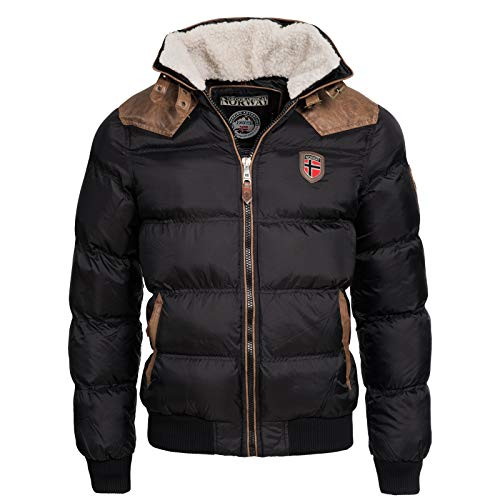 Geographical Norway Giacca Parka Uomo