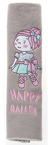 Preisvergleich Produktbild Walser 26176 Gurtpolster Ballet Doll rosa