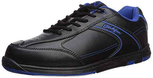KR Strikeforce M-032-075Flyer Bowlingschuhe, Schwarz/MAG blau, Größe 7,5