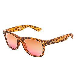 Danny Daze Wayfarer Unisex Sunglasses(D-801-C8|51|Brown)