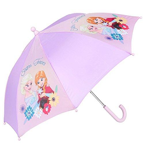 TVM Europe Disney: Kinder-Regenschirm Frozen Sonnenschirm Die Eiskönigin