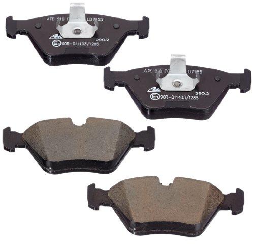 Preisvergleich Produktbild ATE 13.0470-7155.2 Bremsbelagsatz,  Scheibenbremse
