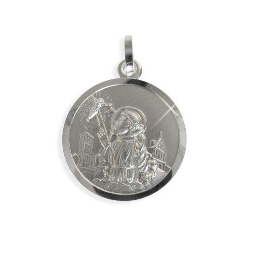 heiliger-franziskus-medaille-anhanger-18mm-213041-gratis-sofort-gravur