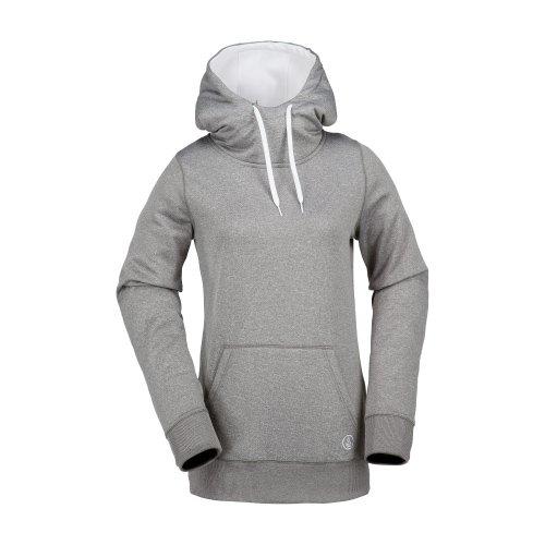 Volcom Women's Hoodie Yerba Pullover Fleece Sweatshirt