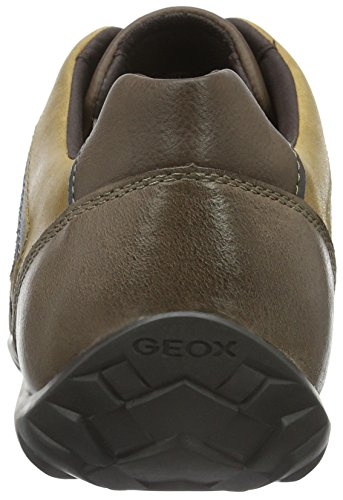 Geox U Pavel B, Baskets Basses Homme Braun (CIGAR/COGNACC6L6N)