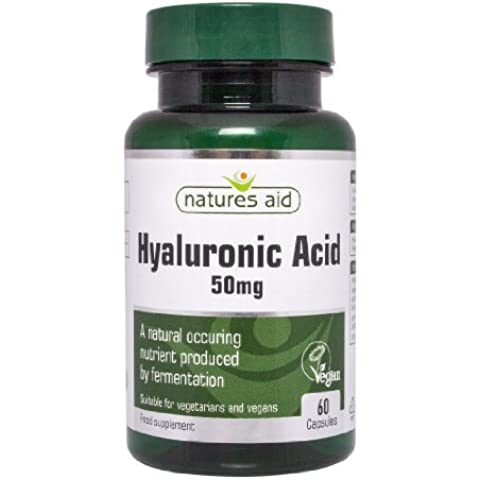Natures Aid Hyaluronic Acid 60 capsule by Natures