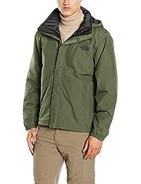 North Face M Resolve Insulated Jacket - Chaqueta para hombre, color gris, talla S