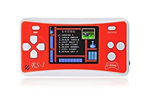 "E-WOR 2.5"" LCD 8-Bit Retro 162x Video Games Portable Handheld Console"