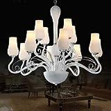 Scarica Libro Uno stile minimalista moderno Lounge Light lampada Chelier Ristorante Le opere creative Camere Classic con Cheliers (PDF,EPUB,MOBI) Online Italiano Gratis