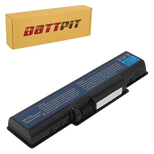 BattPit Notebook Akku für PACKARD BELL EasyNote TJ66 (4400 mah / 49wh)