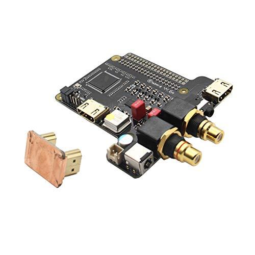 X4000 Scheda di espansione HIFI Audio Mini PC per Raspberry Pi 3 Modello B/B + / 2B Module
