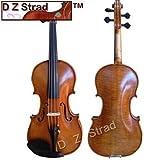 39,4cm fait à la main d Z Strad Viola modèle 400avec $800cadeau gratuit?Fait Main par Prix Ro luthiers