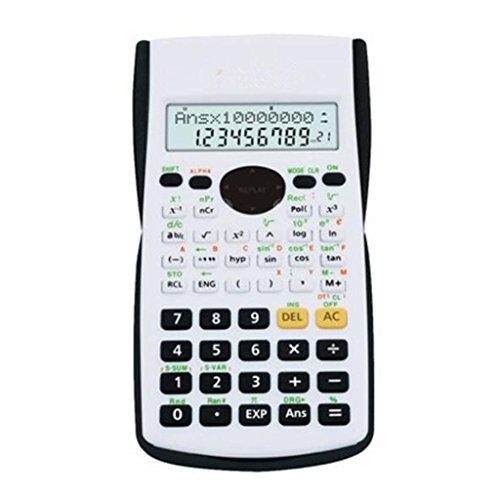 Huwai Multifunktionaler Taschenrechner, Test - Spezifischer Taschenrechner, Taschenrechner, Black