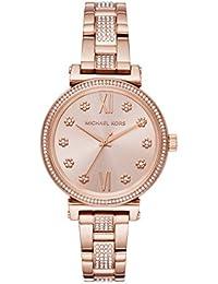 2427bd94aecf Michael Kors Analog Rose Gold Dial Women s Watch - MK3882