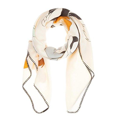 codello-damen-schal-looney-tunes-62065802-one-size-beige