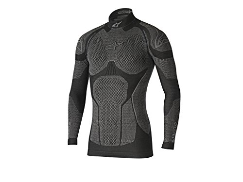 Alpinestars Unterziehhemd Ride Tech Top Winter Schwarz Gr. XL/XXL Tech Thermo