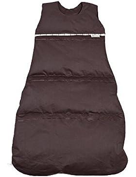 ARO Artländer 87529 Daunenschlafsack, längenverstellbar, Seitenreißverschluss