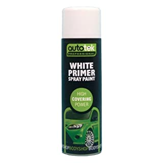 Autotek AT00PRW500 500ml Primer - White