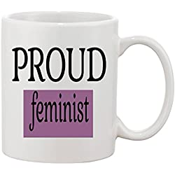 Proud Feminist Feminism Mug