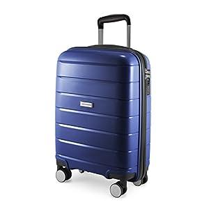HAUPTSTADTKOFFER Prnzlbrg Equipaje de Mano 55 Centimeters 36 Azul (Dunkelblau)