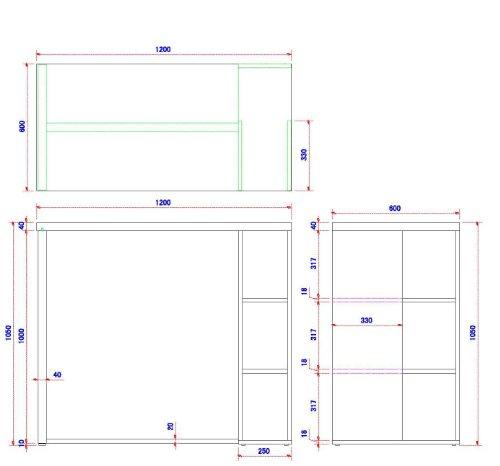AC Design Furniture 50724 Bartisch Daryl - 10