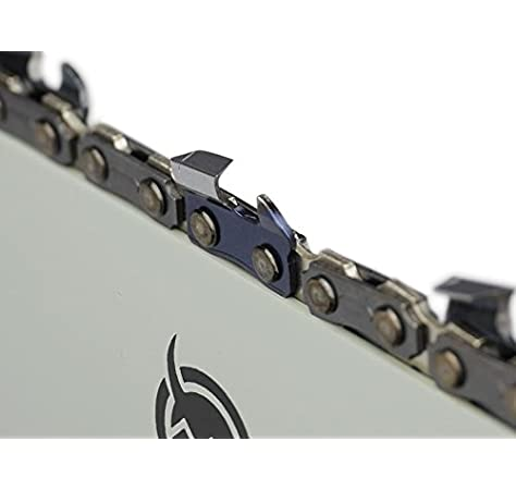 4 Sägeketten Schwert passend ElectroLUX 2121535cm 3//8LP 52TG 1,3mm