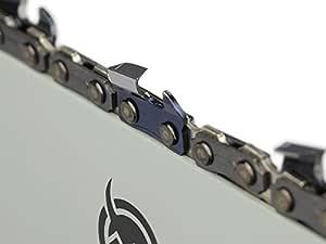 4 Sägeketten Schwert passend Dolmar ES163A 35cm 3//8LP 52TG 1,3mm