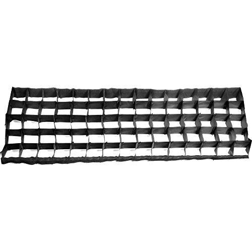 Square Softbox (Phot-R P80120-GRD 80 x 120cm Professionelle Fotografie Universal Rechteckigen Stoff Honeycomb Weich-Ei-Kiste Gitter für Square Studio Softbox Schwarz)