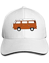 Estrange Mens Womens Hippie Home Cotton Adjustable Peaked Baseball Cap Adult Sandwich Hat