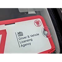 BITS4REASONS TRADE PLATE HOLDERS INDIVIDUAL 1 VEHICLE SET PACK - FRONT AND REAR PLATES