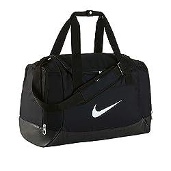 Nike Tasche Club Team Sporttasche, black/white, 40 x 23 x 27 cm, 43 Liter, BA5194-010