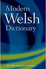 Modern Welsh Dictionary: A guide to the living language Paperback