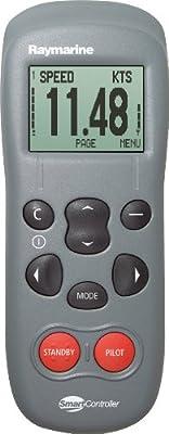 Raymarine - Mando a distancia inalámbrico con repetidor para piloto automático, color gris