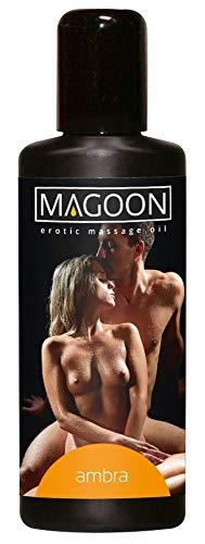 Orion 622010 Ambra Erotik-Massage-Öl 100 ml