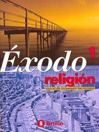 Religión Éxodo 1 ESO - 9788421636008