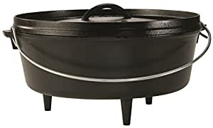 6qt. Lodge Logic Camp Dutch Oven (ca. 5,7 l)