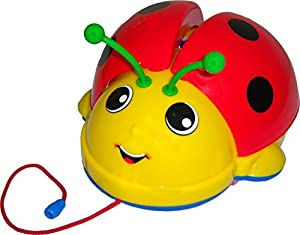 Polesie 7888 Molto Toys - Bug en Red para Mujer