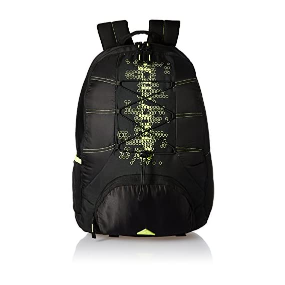 Fastrack 29.82 Ltrs Black Casual Backpack (A0630NBK01)