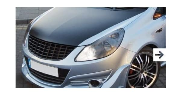 Debadged Grille Badgeless Grill VAUXHALL Corsa B 1997-2000 EAP™