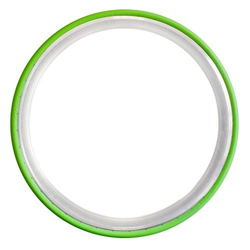 700 x 23C Tannus Vollgummireifen Slicks Fixie Singlespeed Reifen Rennrad, Farbe:Grün