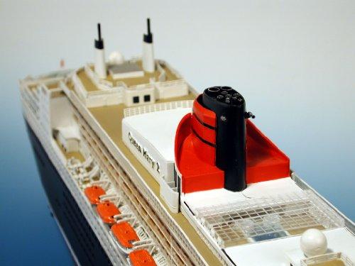 Imagen 6 de Revell 5223 - Maqueta del barco Queen Mary 2
