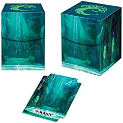 Ultra Pro Deck box Guilds of Ravnica Simic Combine 100 cartas
