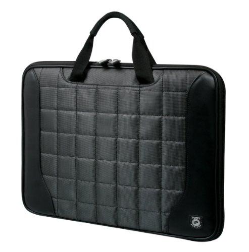 Port Berlin II Notebook Case - Funda para ordenador portátil hasta 39,6 cm (15,6 pulgadas) negro