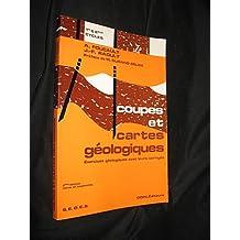 Coupes et cartes géologiques