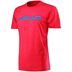 Head Transition Ivan - Camiseta para hombre, color rojo / azul, talla XL